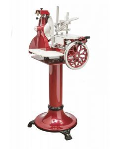 Volano Manual Slicer with 370mm Blade and Flower Flywheel