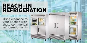 Reach-In Refrigeration